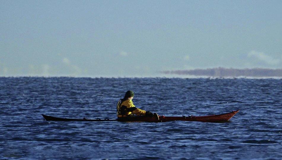 Guillemot Kayaks for Persol