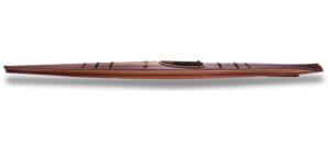 wood Baidarka kayak