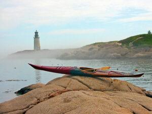 Stitch and Glue Sea Kayak