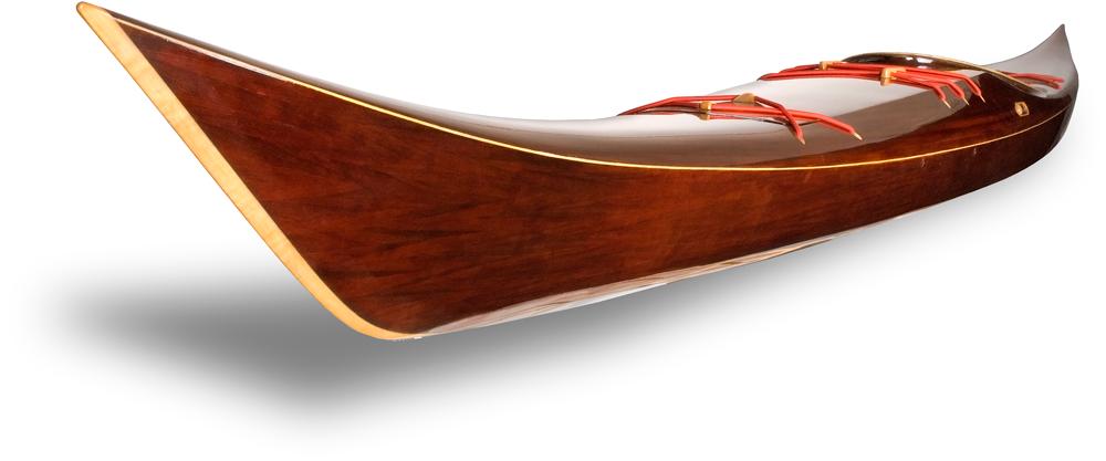 Petrel Wood Sea Kayak