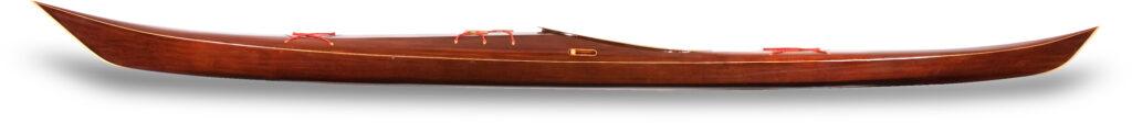 Western Red Cedar Strip Wood Petrel Sea Kayak