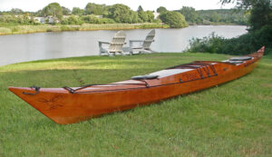 stitch and glue petrel kayak